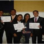 Ponentes de Cursos Especiales de Grado con Yoselina Rondón