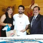 Doctores Pablo Lezama (México), Miriam Pulido (Presidenta) y Wenceslao Plazas (Vicepresidente).