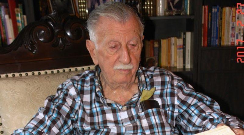La Universidad de Los Andes rinde homenaje al doctor Kaldone G. Nweihed.